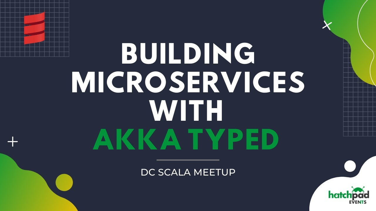 Building Microservices with Akka Typed