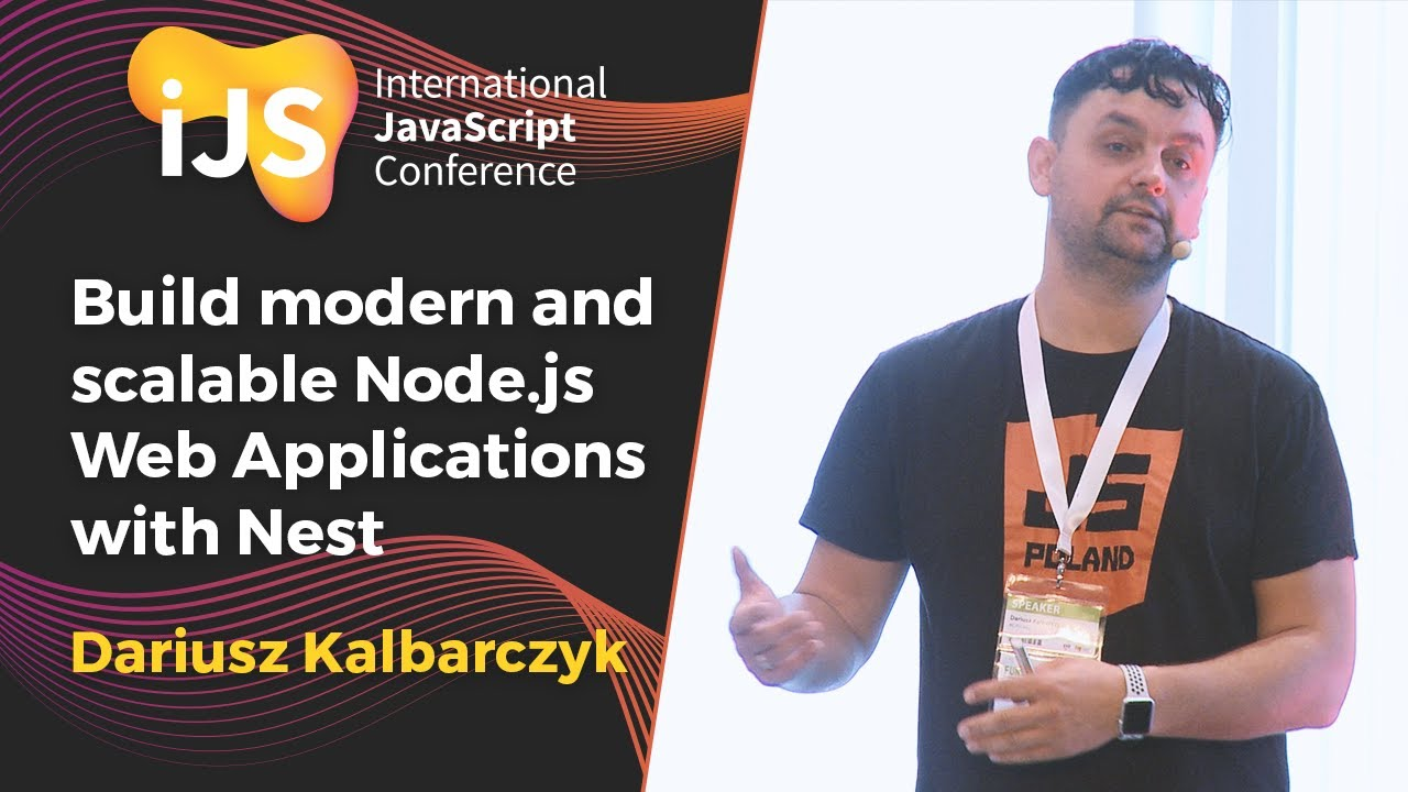 Build modern and scalable Node.js Web Applications with Nest