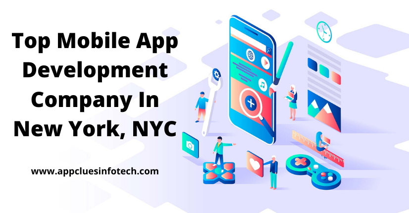 Top Mobile App Development Company In New York, NYC