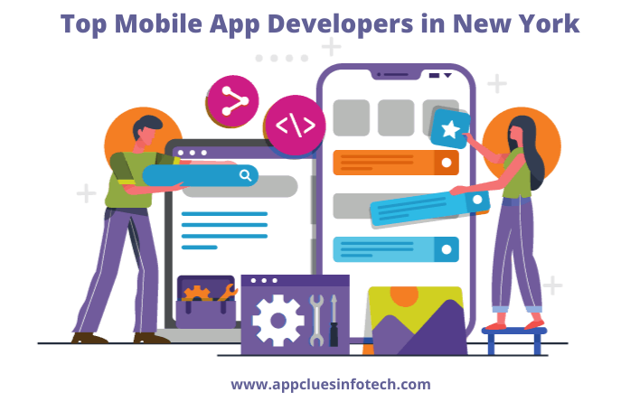 Top Mobile App Developers in New York