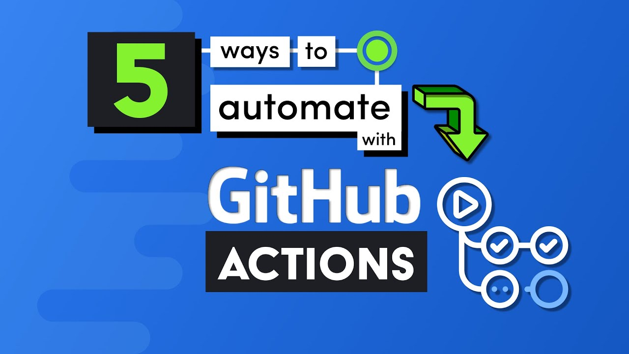 5 Ways to DevOps-ify your App - Github Actions Tutorial