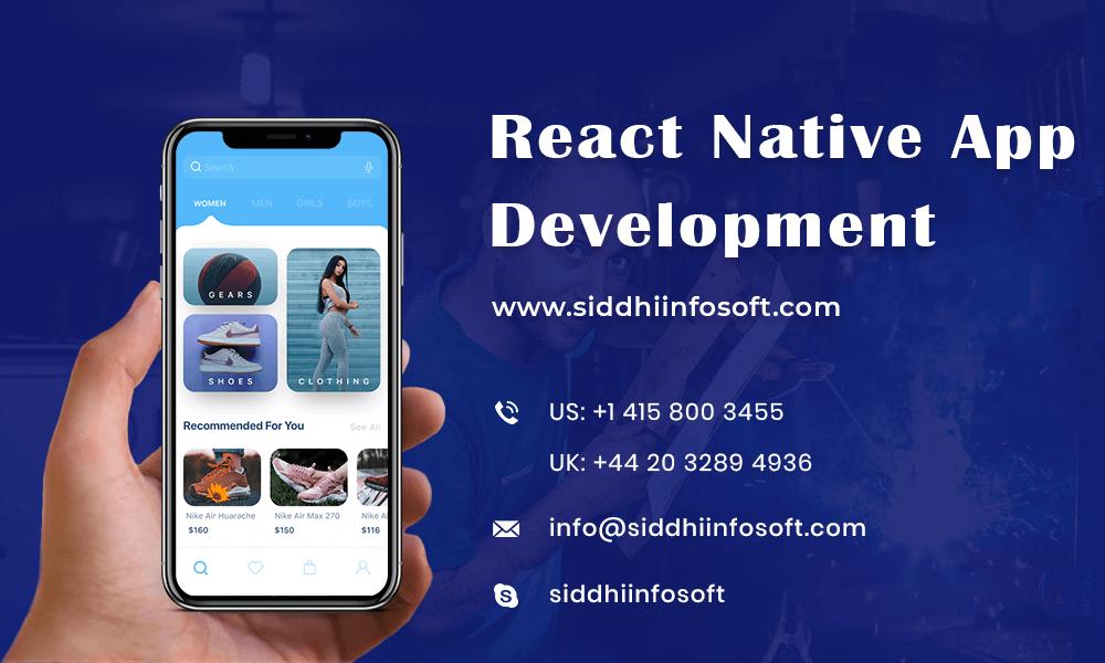 React Native Development Company USA | React Native Development Services