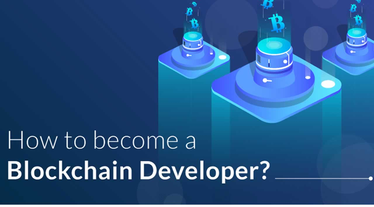 6 Steps to Become a Blockchain Developer