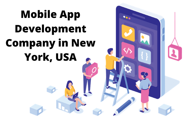 Mobile App Development Company in New York, USA