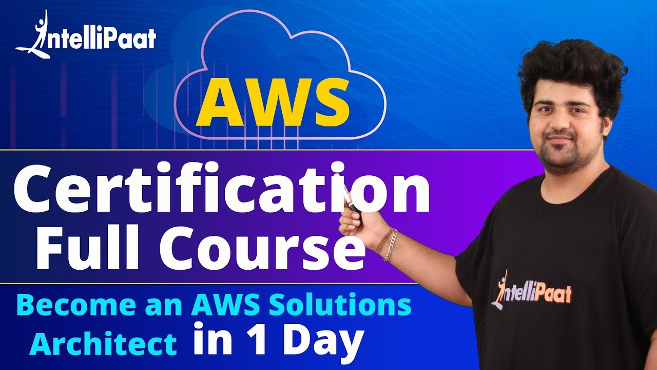 Get AWS Training in Noida From Intellipaat