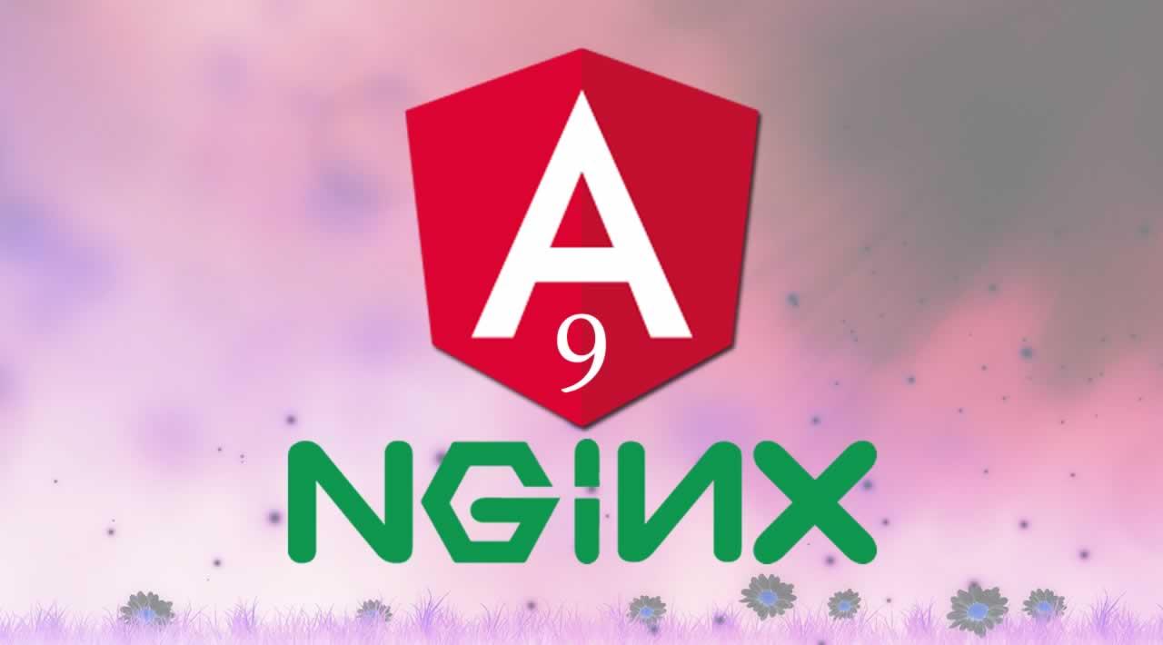 How to Dockerize Angular 9 App with Nginx
