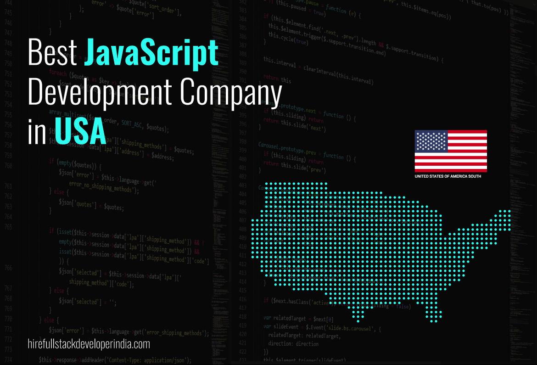 Best JavaScript Development Company in the USA