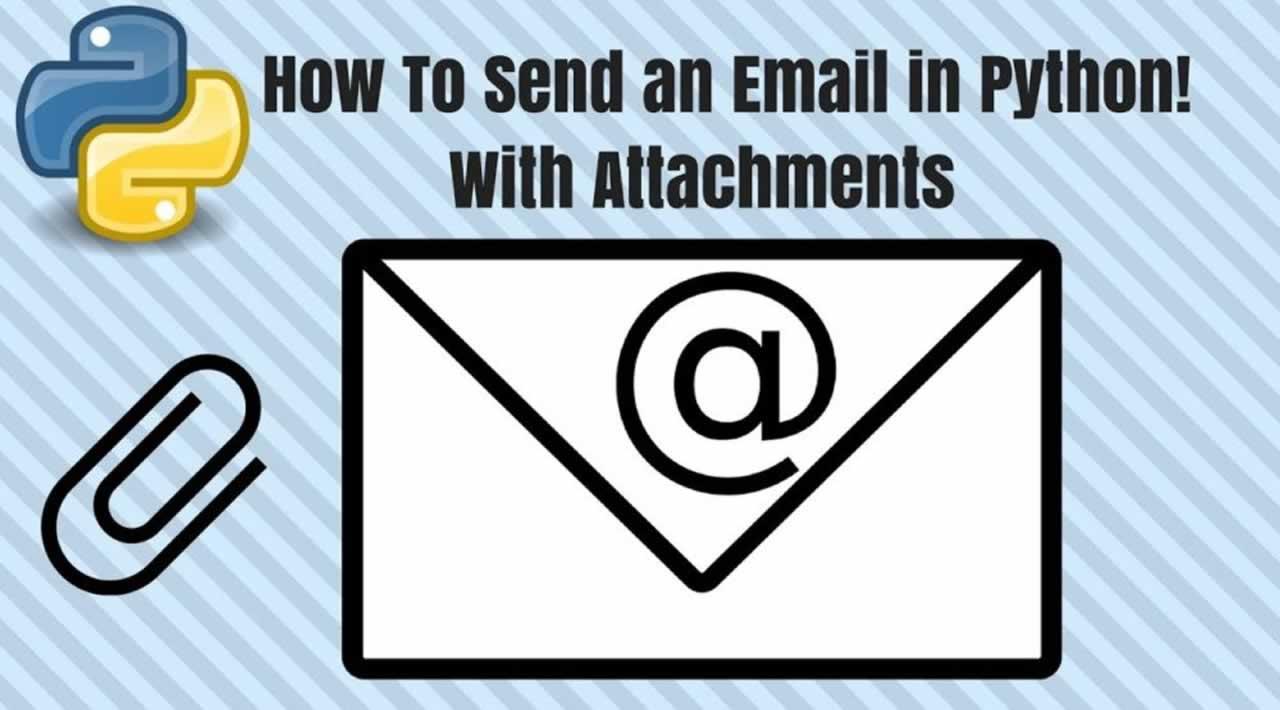 How to Send Emails using Python