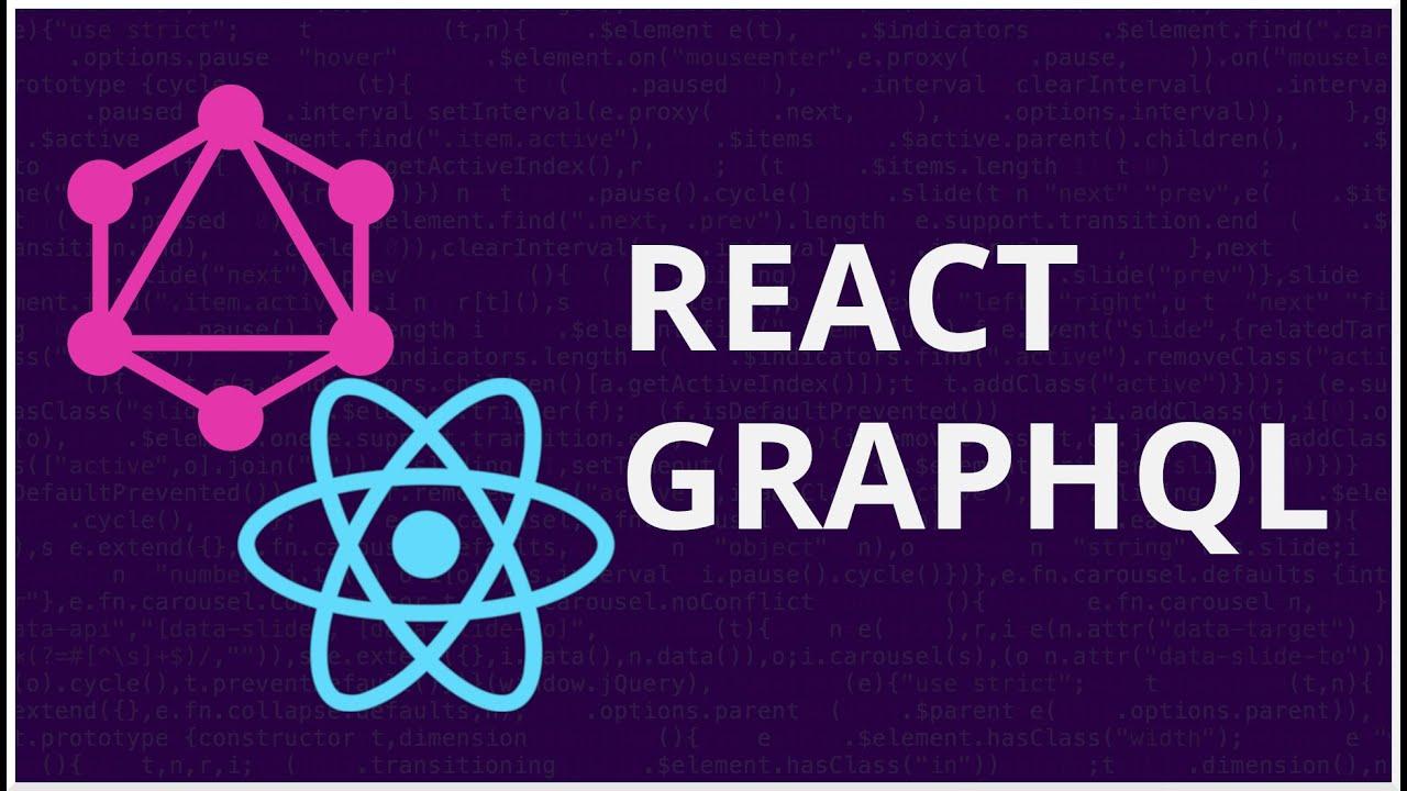 GraphQL Yoga & React Ejemplo Práctico con Babel, Bootstrap y MongoDB