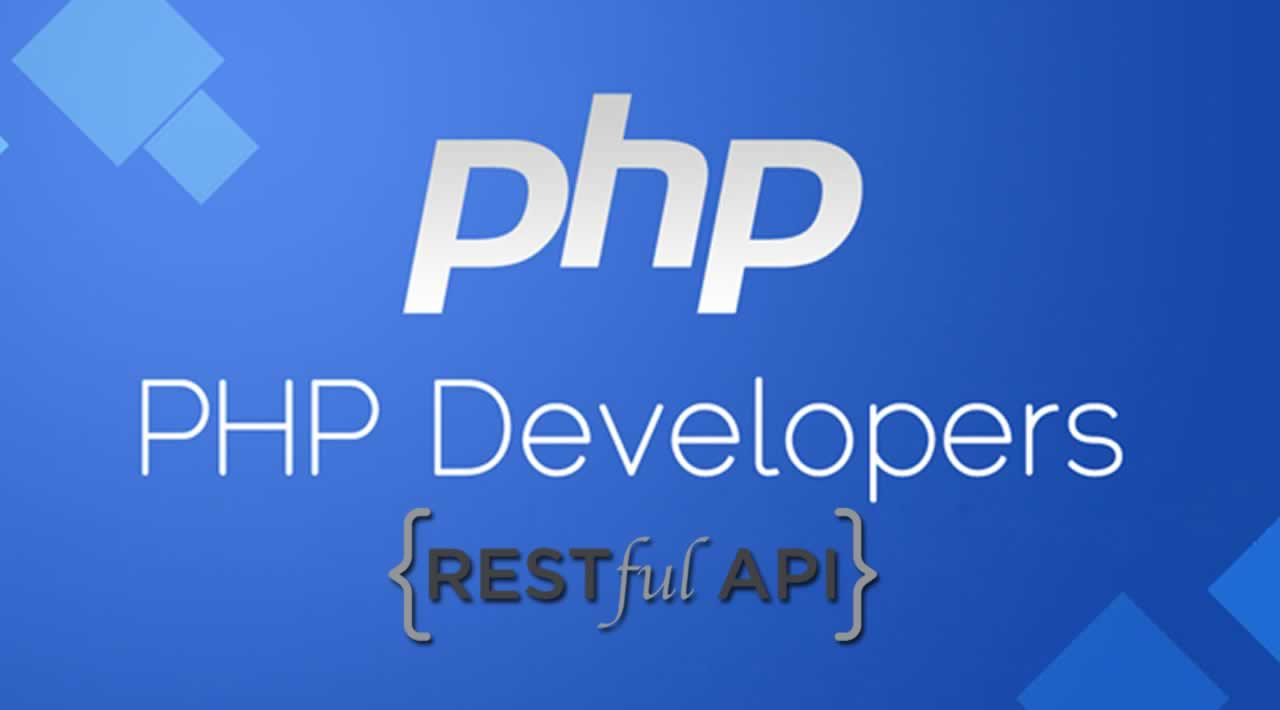How to Create a Simple Restful API in PHP