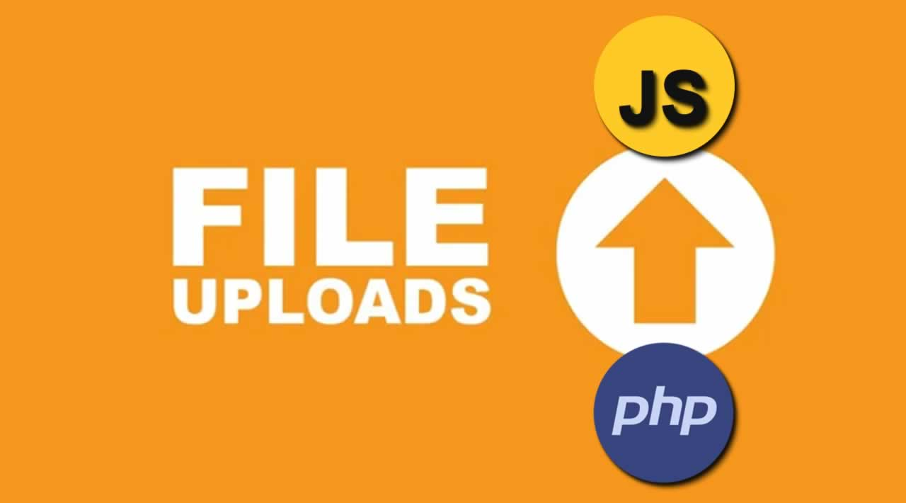 How to Upload file using JavaScript and PHP