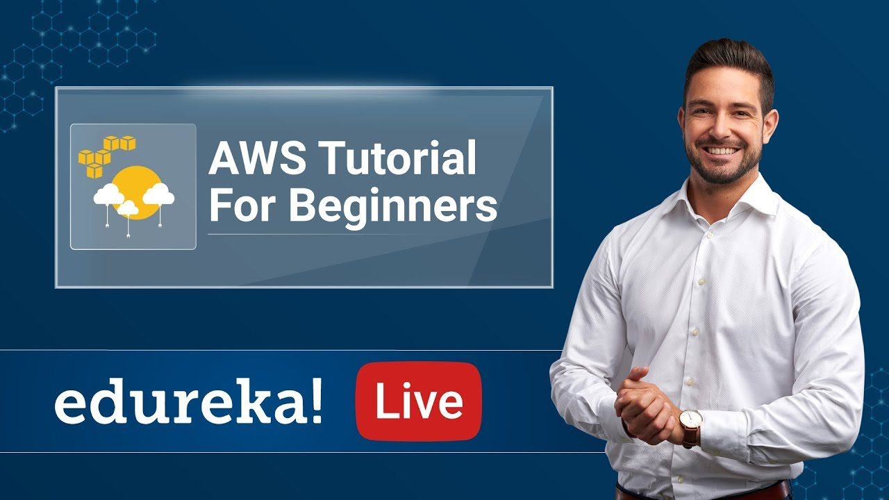 AWS Tutorial For Beginners - What is Amazon Web Service