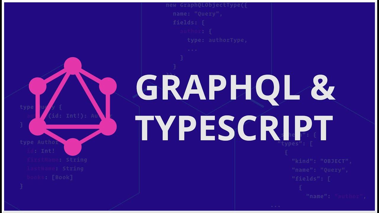 Typescript & GraphQL | TypeORM, Type-GraphQL y ApolloServer