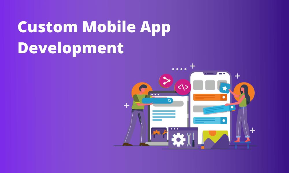 Custom Mobile App Development Company in New York, USA