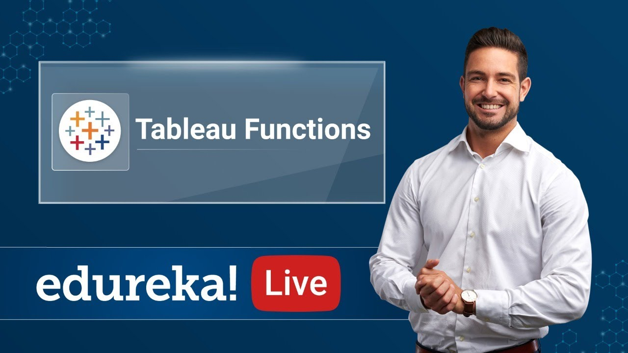 Tableau Tutorial - Tableau Functions With Examples