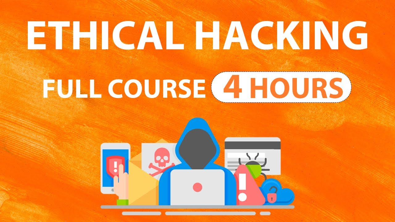 Ethical Hacking Tutorial for Beginners - Ethical Hacking Full Course 2020