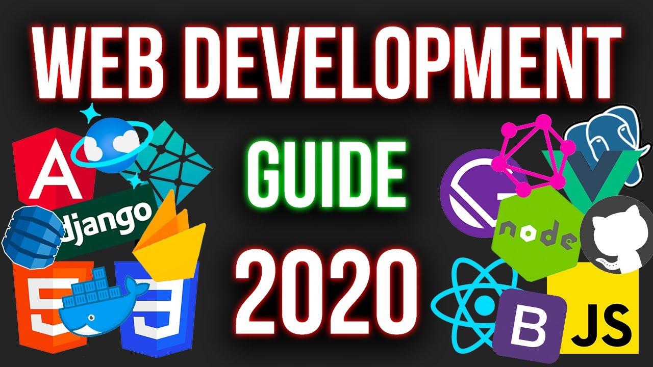 Web Development Guide 2020 - A Complete Roadmap