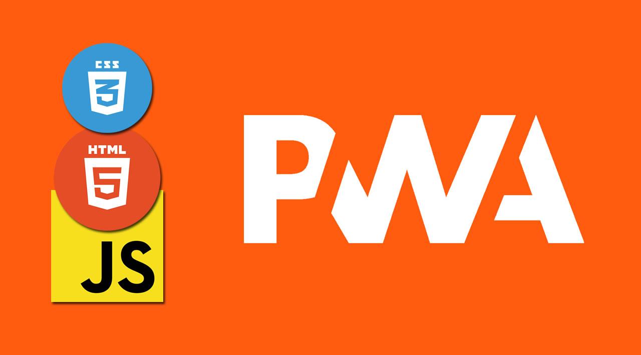 Build a PWA using HTML, CSS, and JavaScript