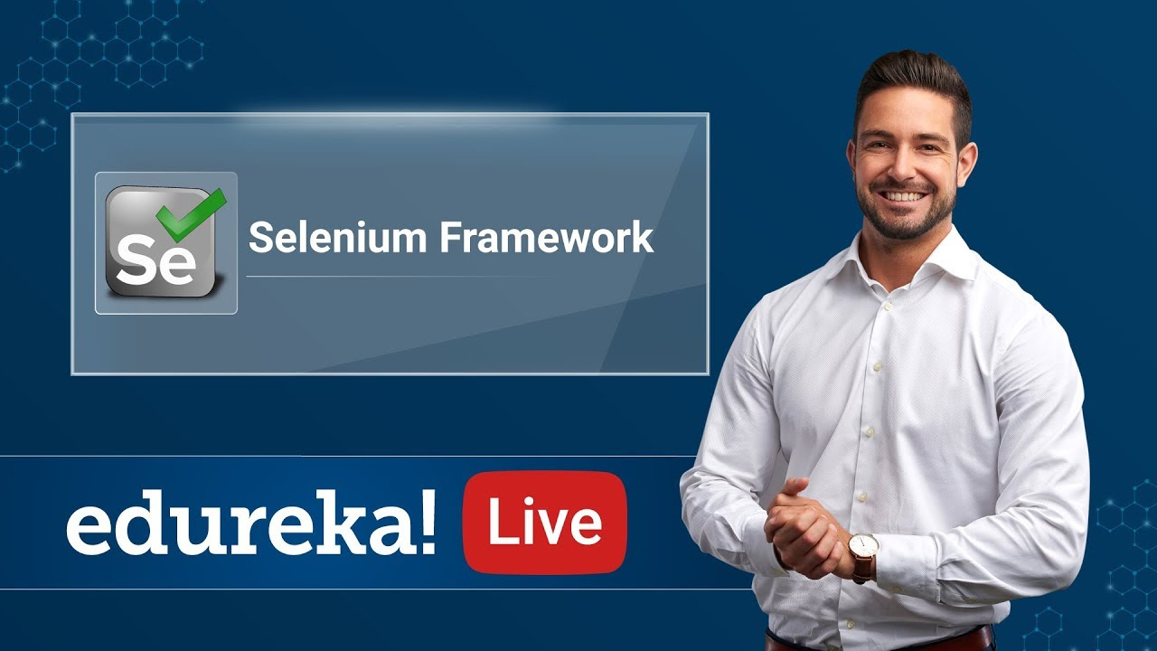 Selenium Tutorial For Beginners - Selenium Framework using Java
