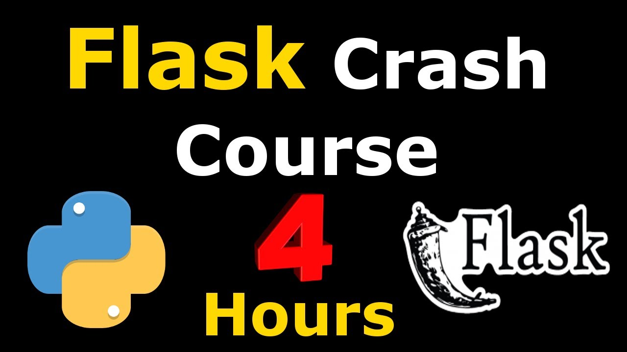 Learn Flask - Python Web Development - Flask Crash Course For Beginners