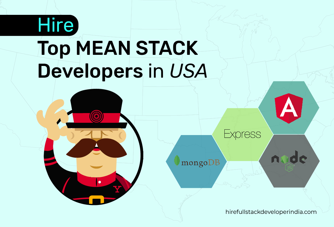 Top MEAN Stack Developers in USA