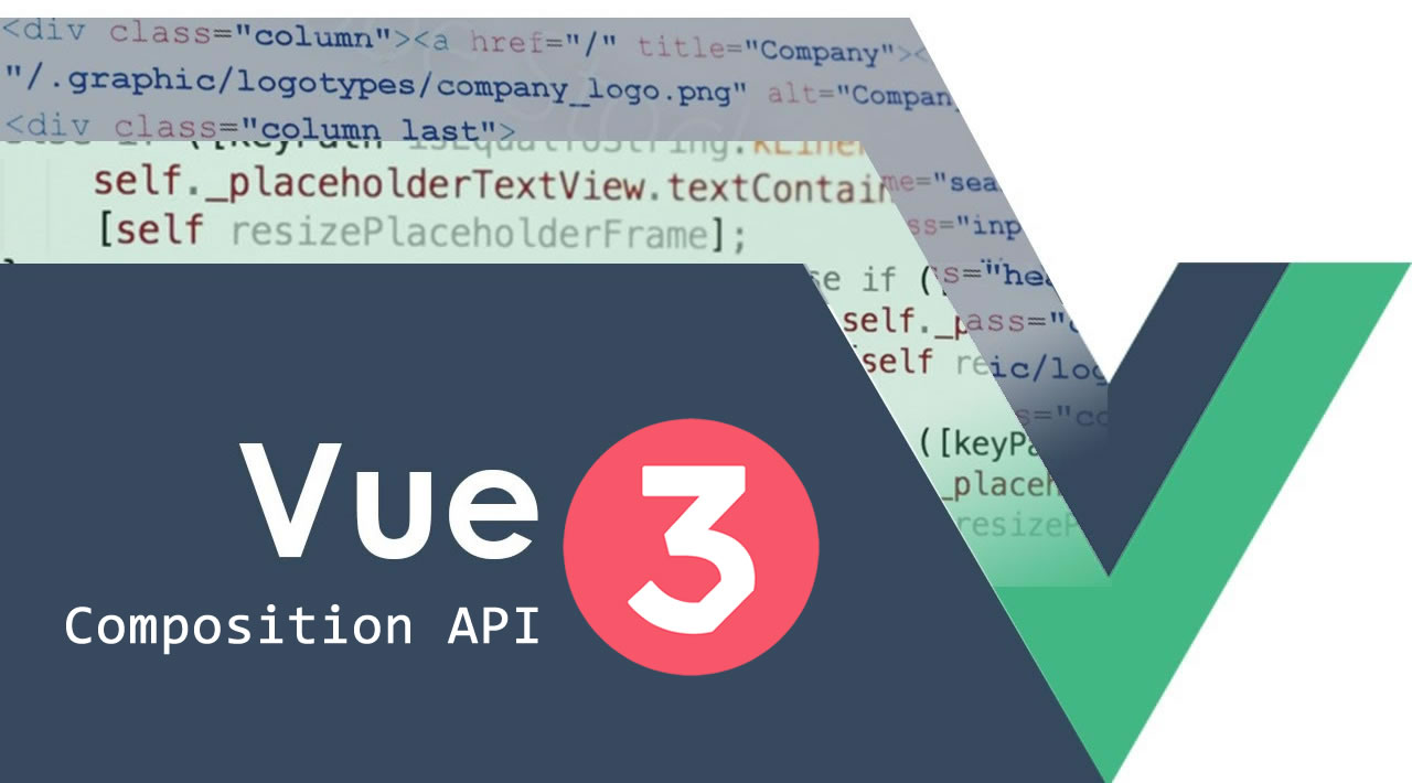The Vue 3 Composition API - Getting Started