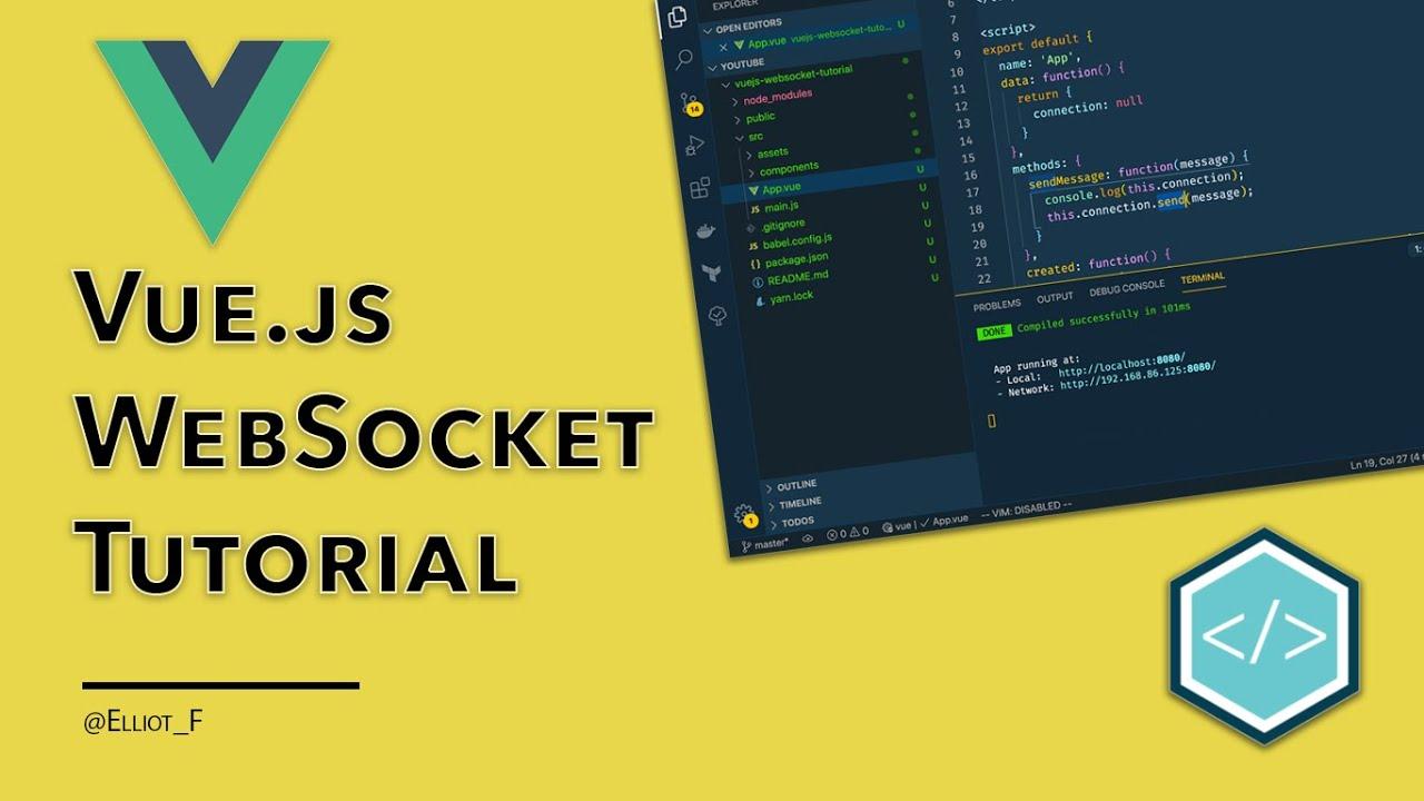 Integrating Websockets into Your Vue.js Applications!