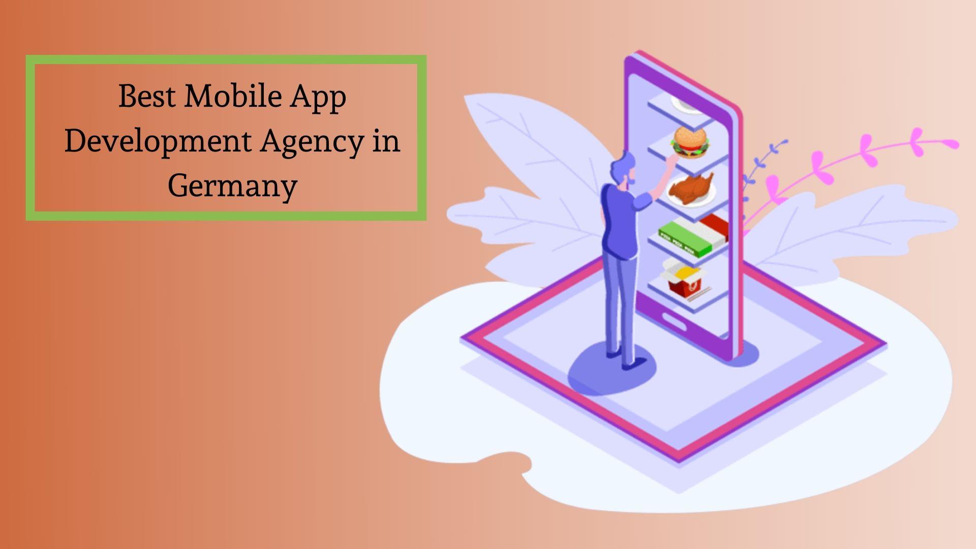 Best Mobile App Development Agency in Germany
