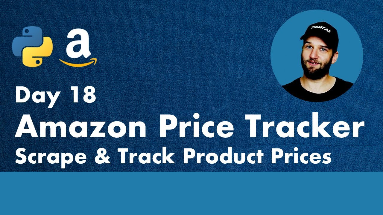 Learn Python in 30 Days - Price Tracking & Monitoring on Amazon