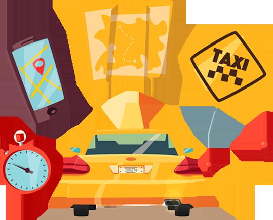 Taxi Booking App Brazil