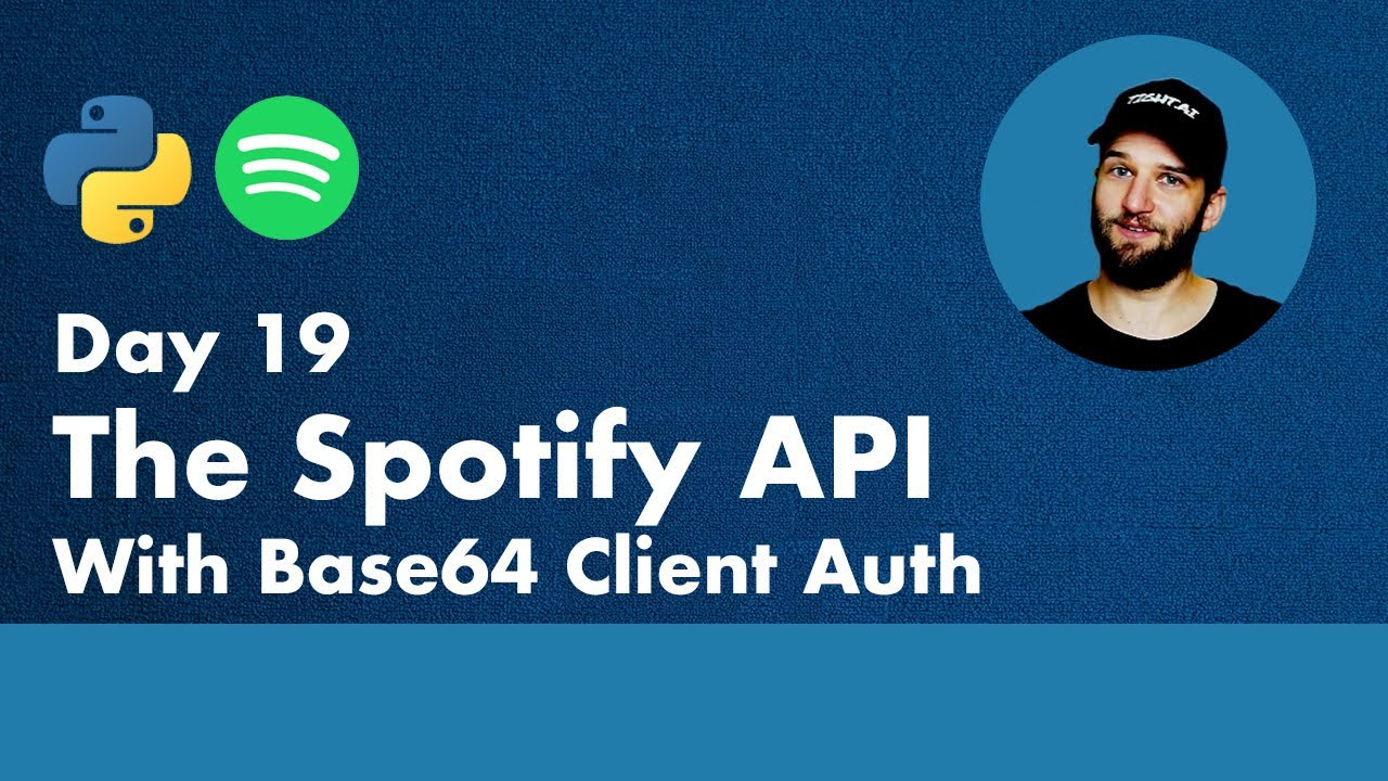 Learn Python in 30 Days - The Spotify API