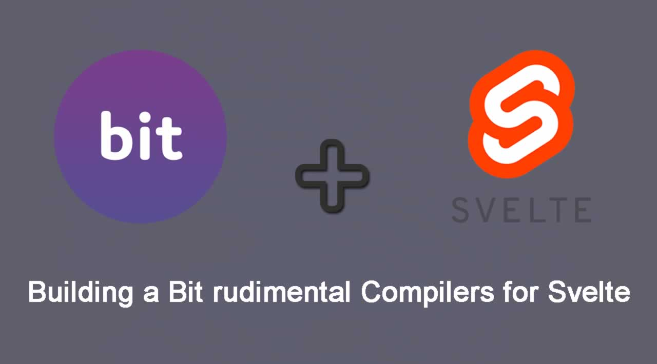How to Build a Bit rudimental Compilers for Svelte