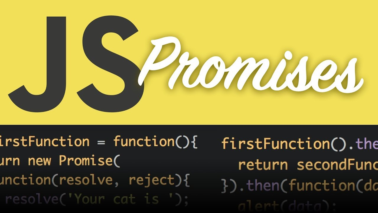 How to Write a JavaScript Promise