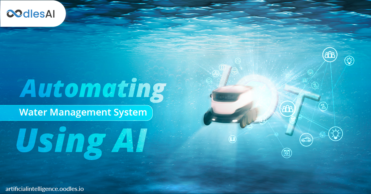 Automating Water Management Systems Using AI
