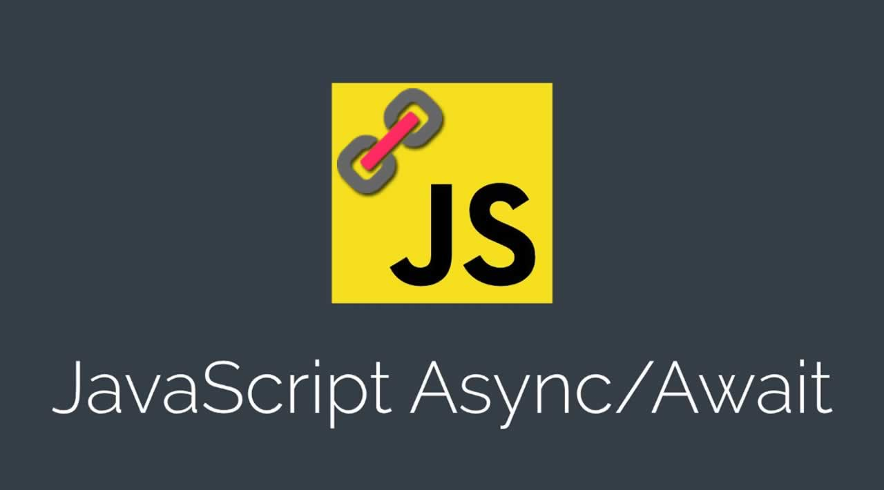 How to chain functions with await/async