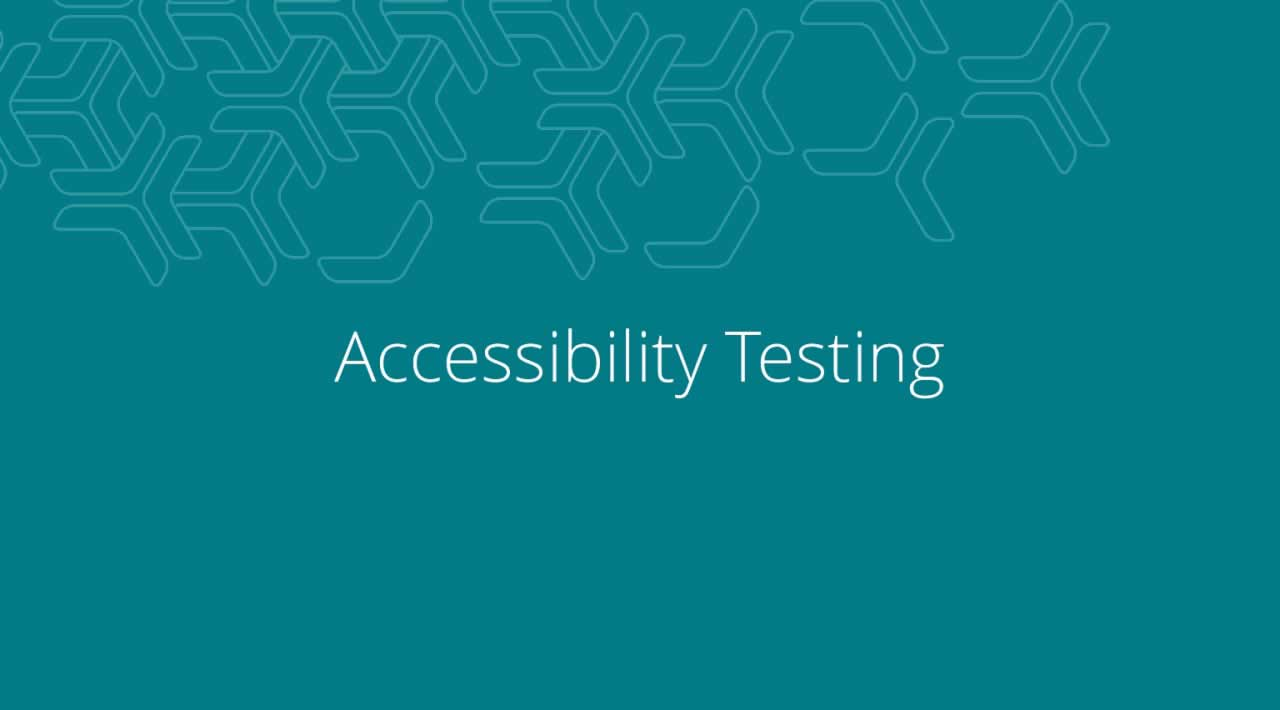 An Introduction to Accessibility Testing