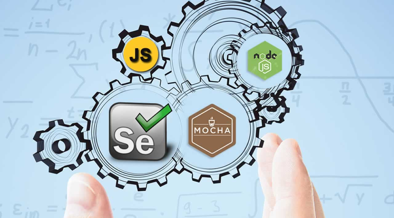 JavaScript Testing using Selenium WebDriver, Mocha and NodeJS