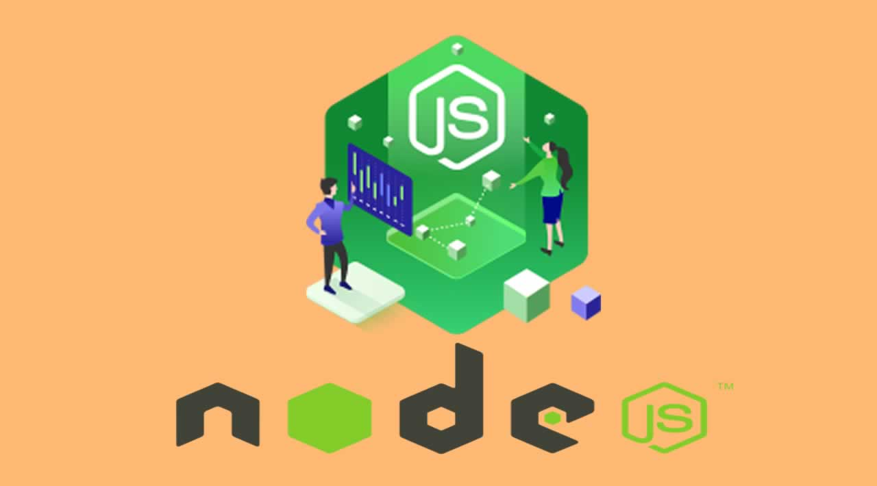 How to use  worker threads in the Node.js  application.