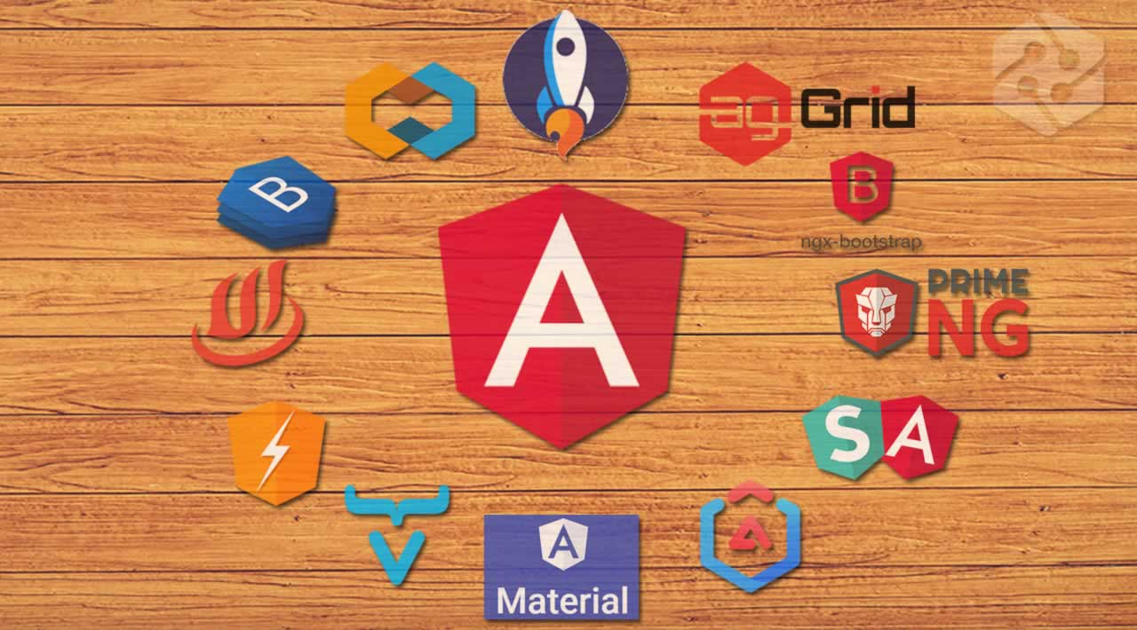 Top 12 Angular Component Libraries in 2019