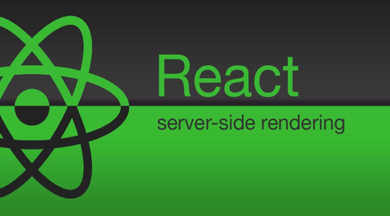 React Server Side Rendering