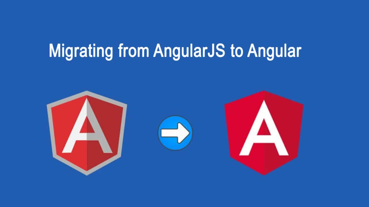 Migrating from AngularJS toAngular