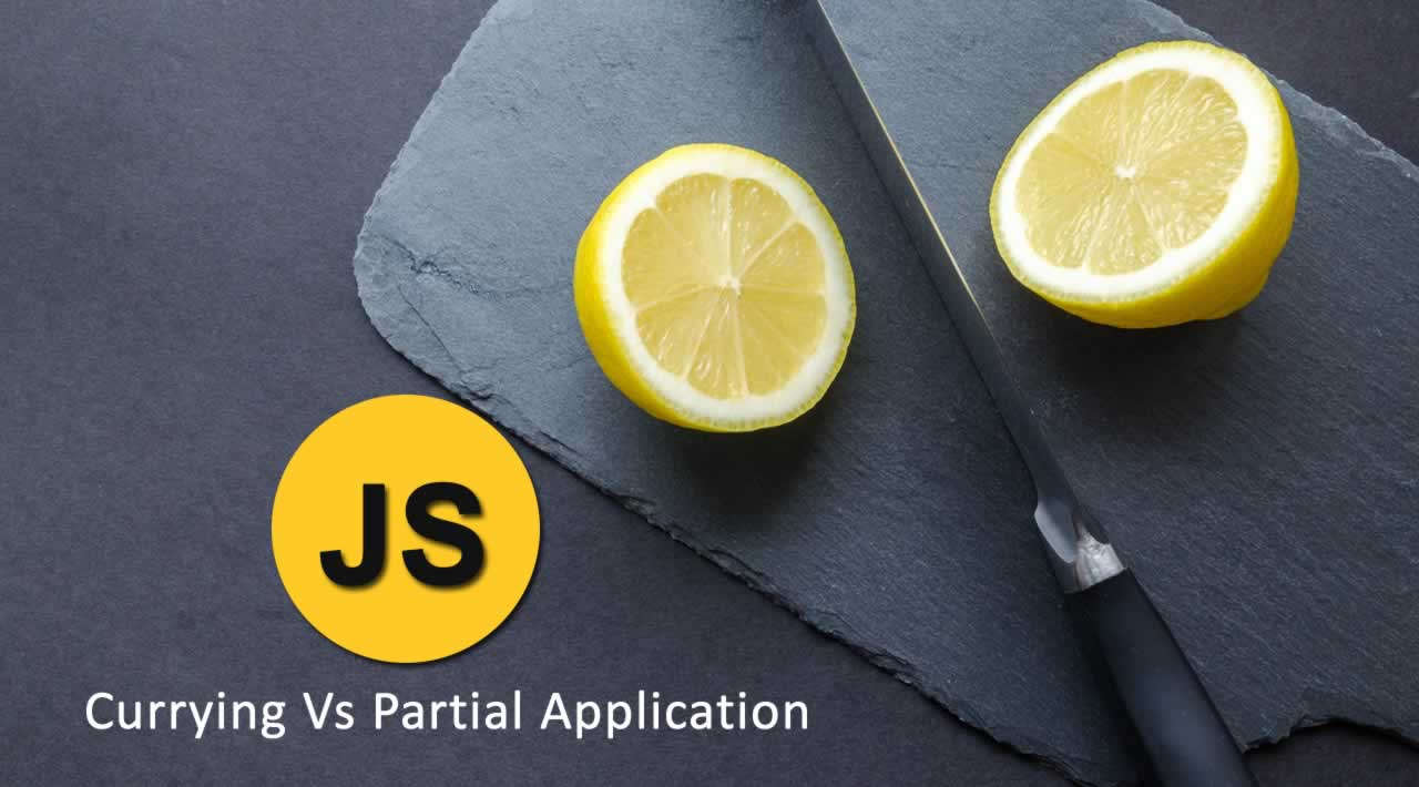 Currying Vs Partial Application: What's the Difference?