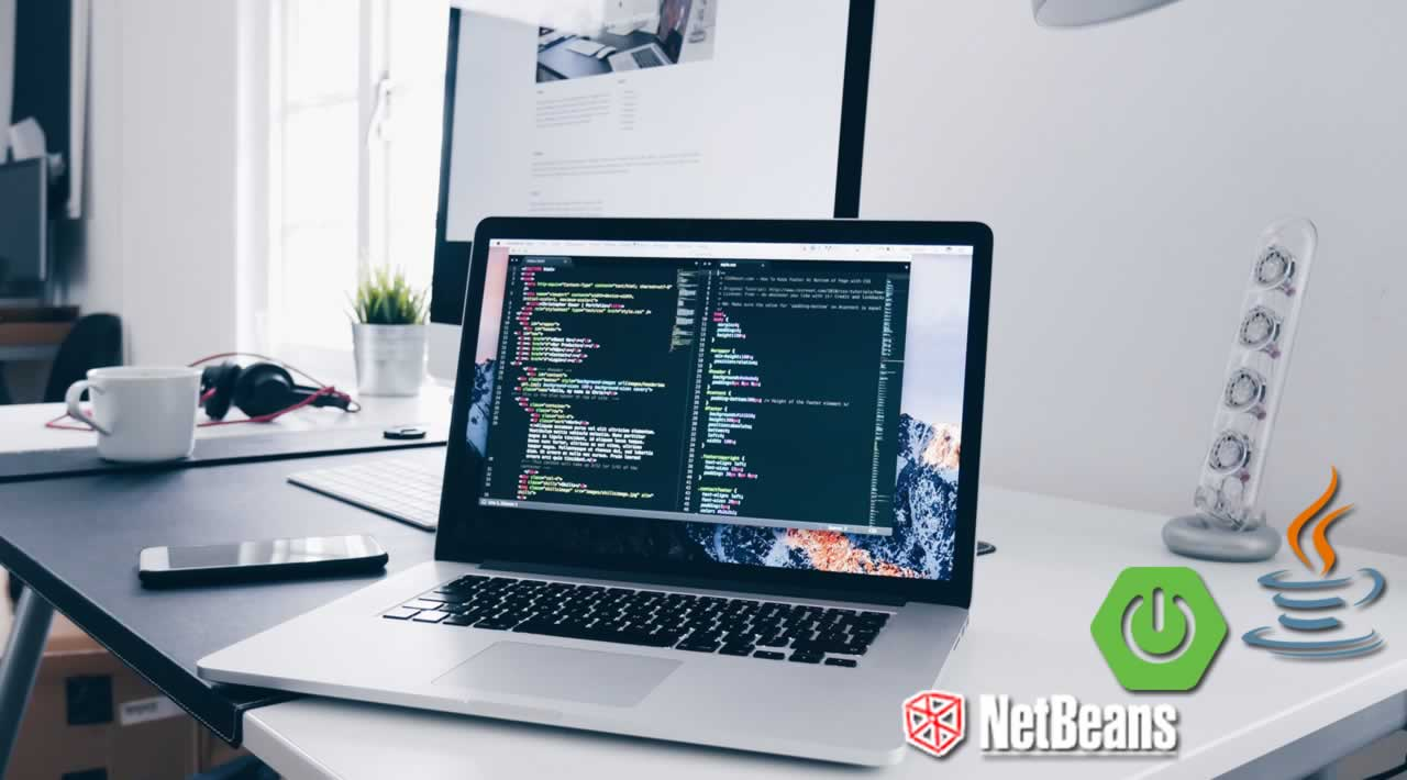 How to build the MVC Java Web App using Spring Boot and Netbean