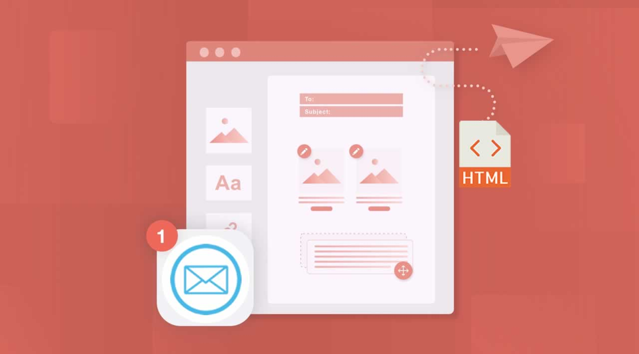 How to build and send a HTML Email 2019