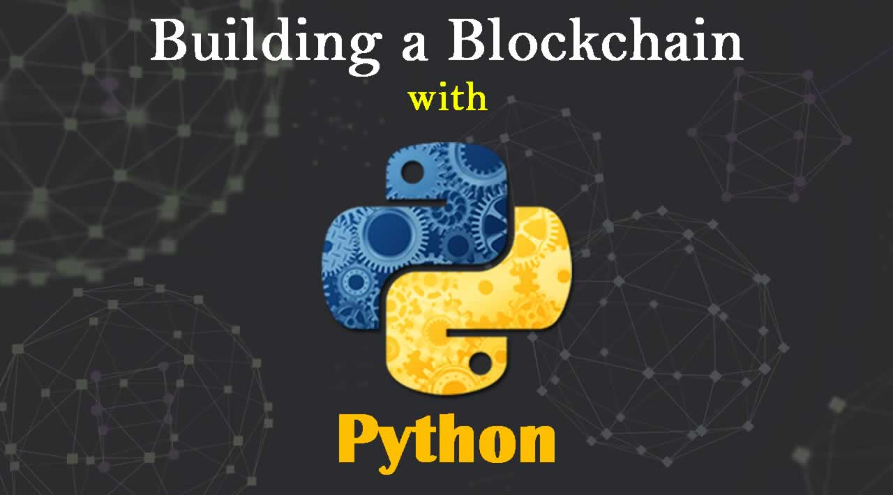 Building a Blockchain with Python - Full
