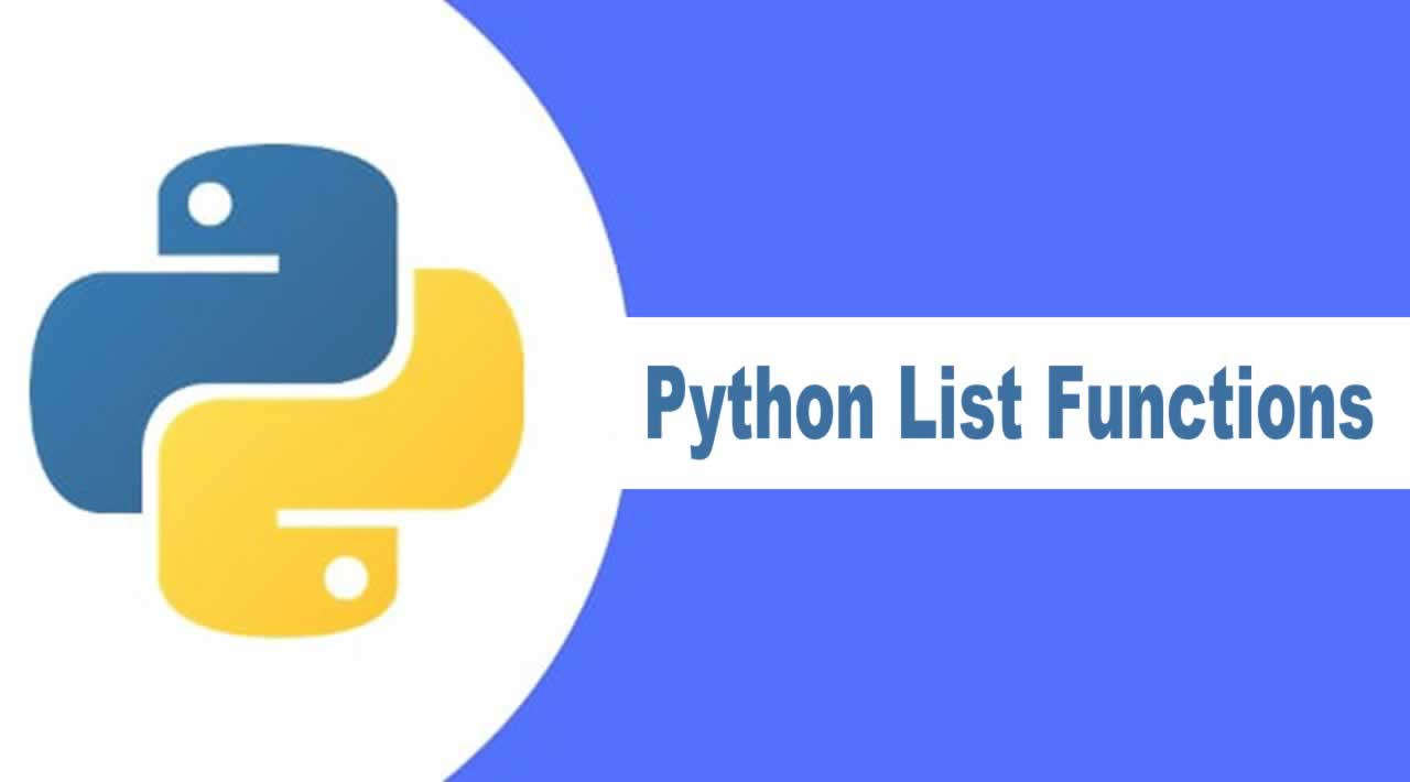 Python List Functions | Tutorial for Beginners.