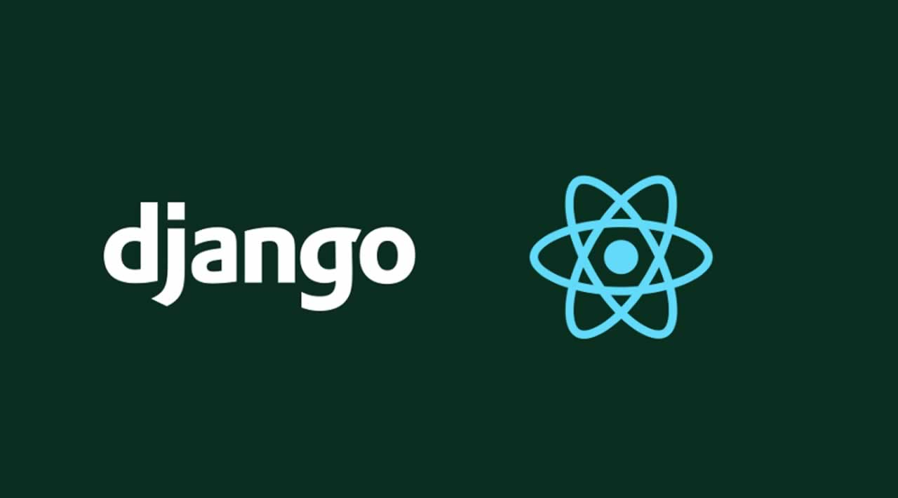 Serving React and Django together