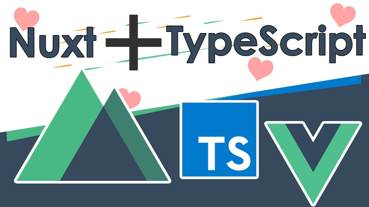 How to create a brand new Nuxt app with Typescript