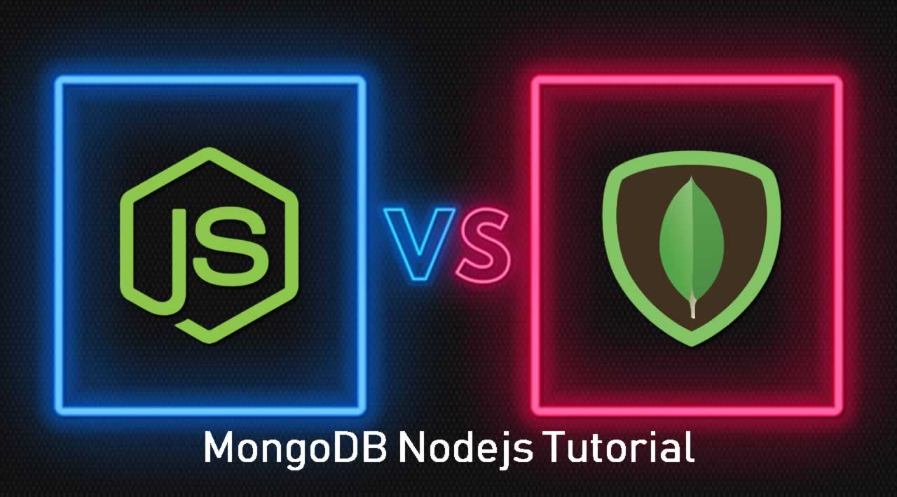 MongoDB Nodejs Tutorial with Examples