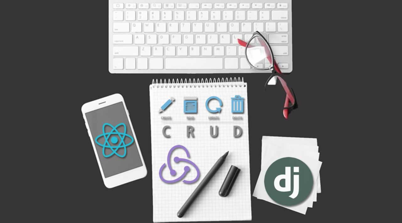 Build a CRUD To-do App with Django, React and Redux